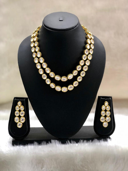 Fabulous Kundan Necklace Set