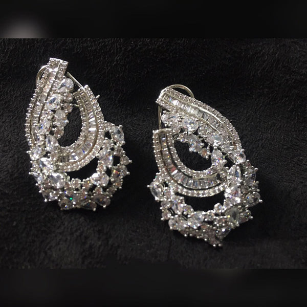 Gorgeous Charismatic Crystal Earrings