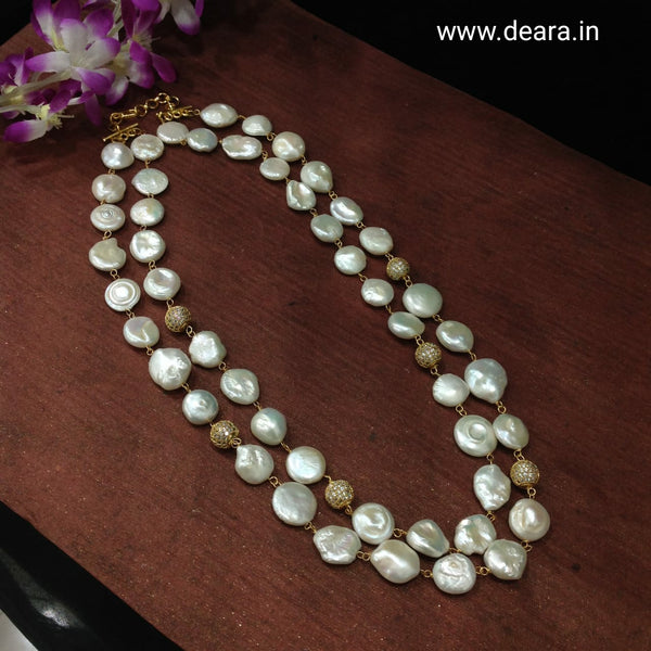 Tempting Baroque Pearl Necklace