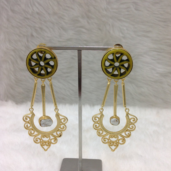 Swings of Happiness Earrings