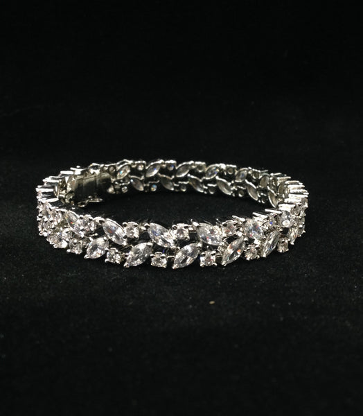 Sensational Rich Crystal Bracelet