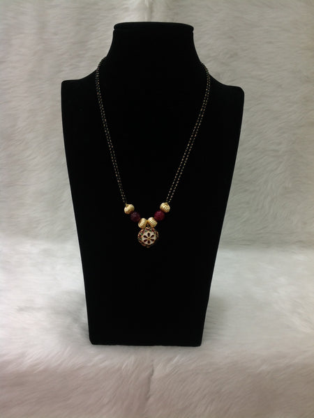 Glam Delight Mangalsutra