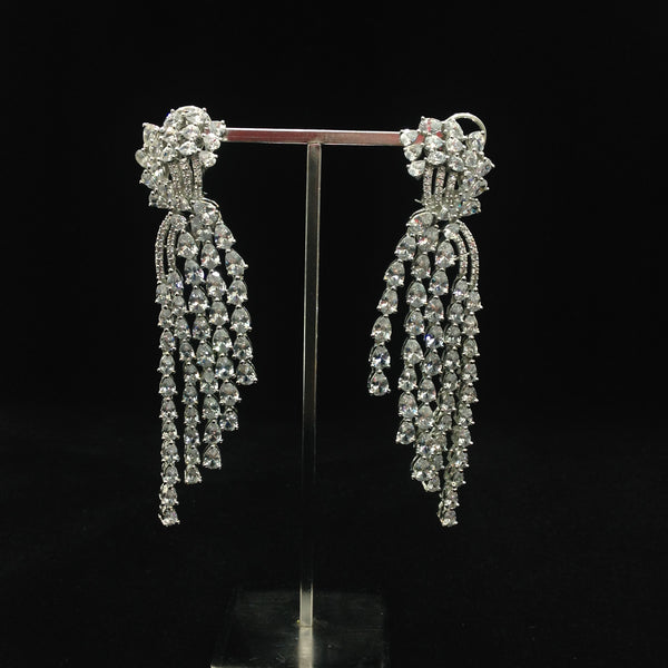Adorable Rich Crystal Earrings