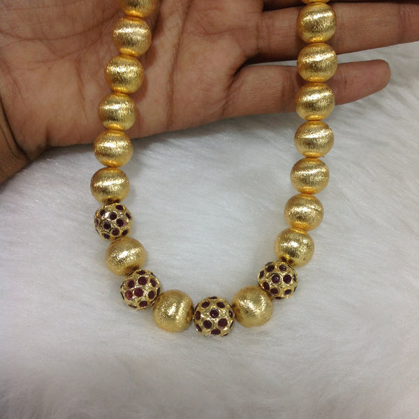 Classic Golden Allure Necklace