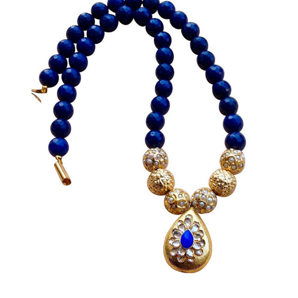 Passion in Blue Necklace