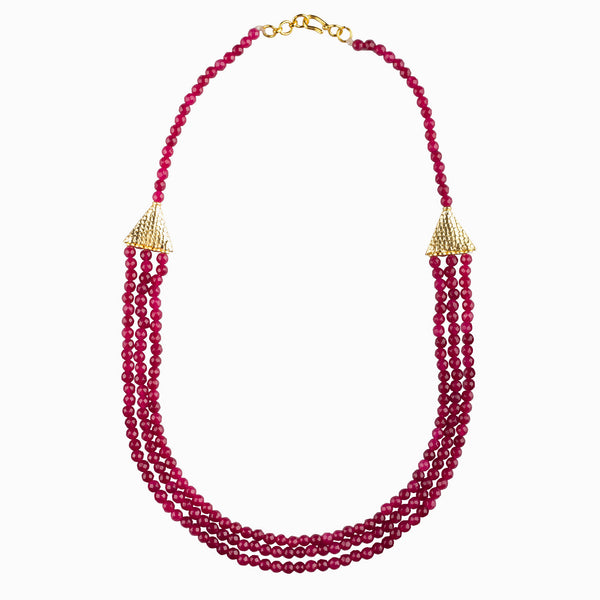 The Queen Pink Vibe Necklace