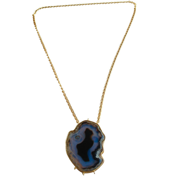 Black hole Necklace [product_color]- Deara Fashion Accessories