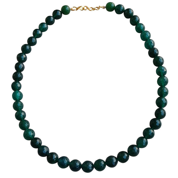 Green Sparkles Necklace [product_color]- Deara Fashion Accessories