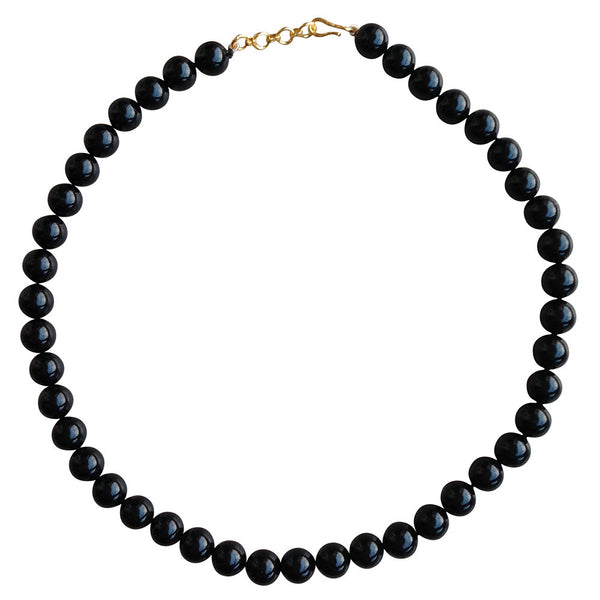 Bold in Black Necklace [product_color]- Deara Fashion Accessories
