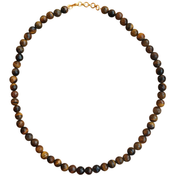 Raisin Brown Treat Necklace