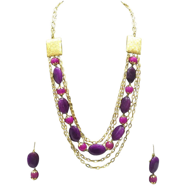 Purple Appeal Necklace