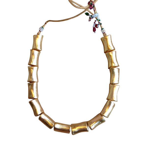 Enigmatic Golden Necklace Necklace [product_color]- Deara Fashion Accessories