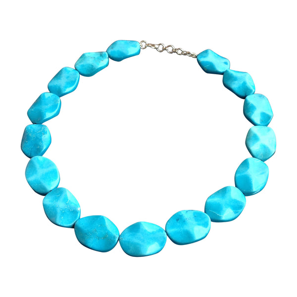 Bright Firoza Nirvana Necklace Necklace [product_color]- Deara Fashion Accessories