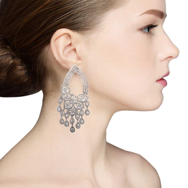 Royal studded princess Earrings
