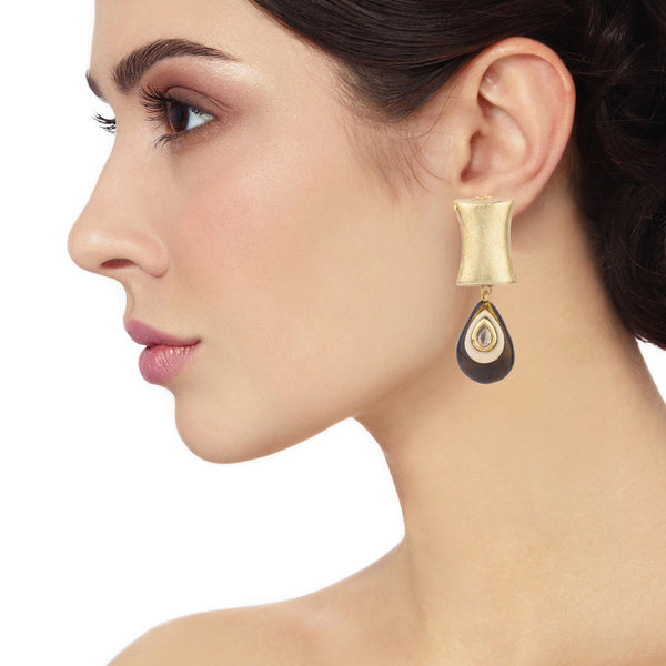 Golden Hues Earrings