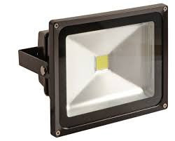 LED Floodlights Black IP65