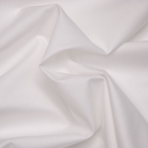 Sample of AGF Pure Elements Snow Broadcloth