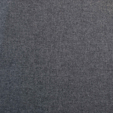 Sample of Murray Grey Wool Tweed
