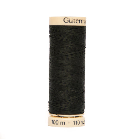 Gutermann 100m Sew-All Thread - Colour 000