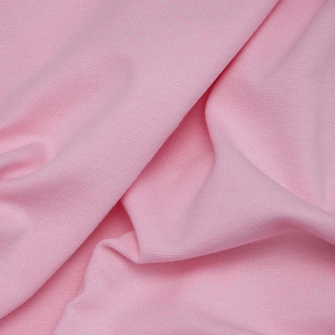 Sample of Kelly Light Pink Ribbing