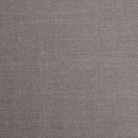 Sample of Dorothea Light Grey Wool Suiting