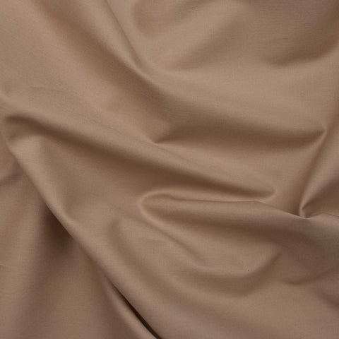 Sample of AGF Pure Elements Macchiato Broadcloth