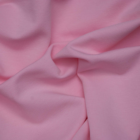 Sample of Serena Light Pink French Terry