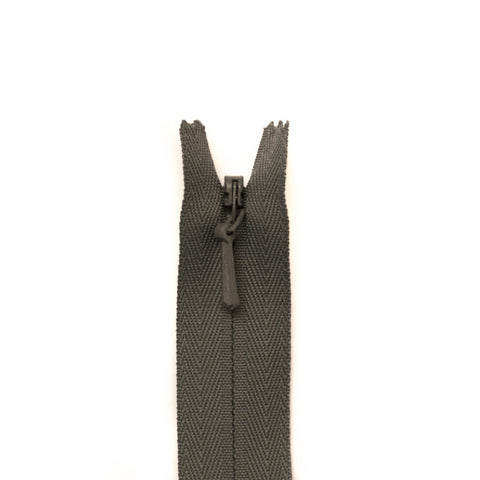 YKK Concealed Zippers - Colour 275 (Grey)