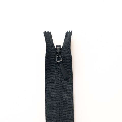 YKK Concealed Zippers - Colour 560 (Navy)