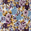 Floral Cotton-Viscose Jersey