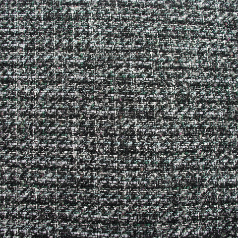 Aubrey Grey, Green, Black and White Tweed