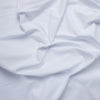 White Cotton Jersey