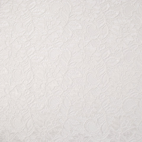 Corrine Cream Lace - 270 cm Remnant (Flawed)