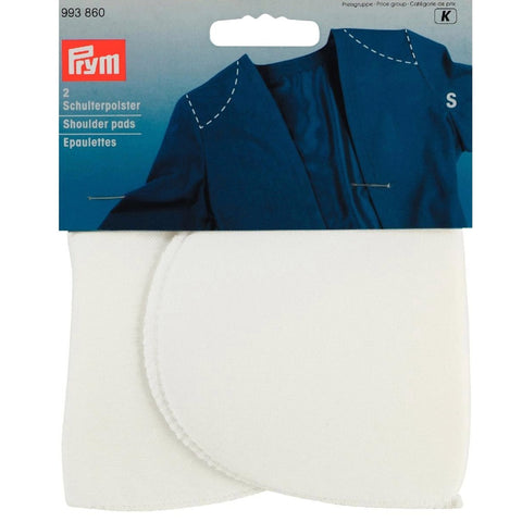 Prym Set-In Shoulder Pads - 12 mm thick