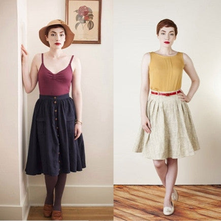 Colette Zinnia Skirts