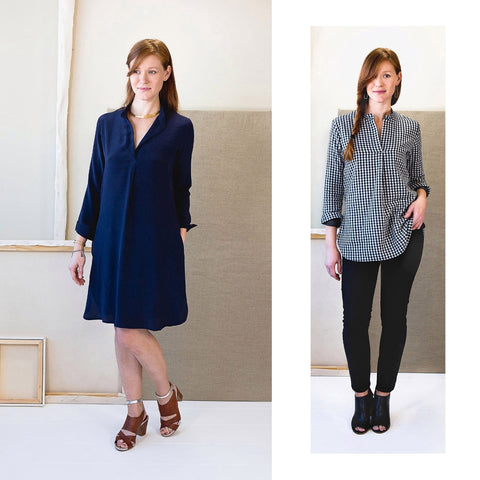 Liesl + Co. Gallery Tunic and Dress