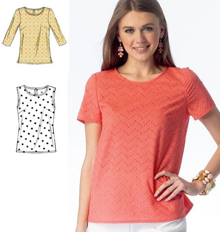 McCall's 6927 Tops