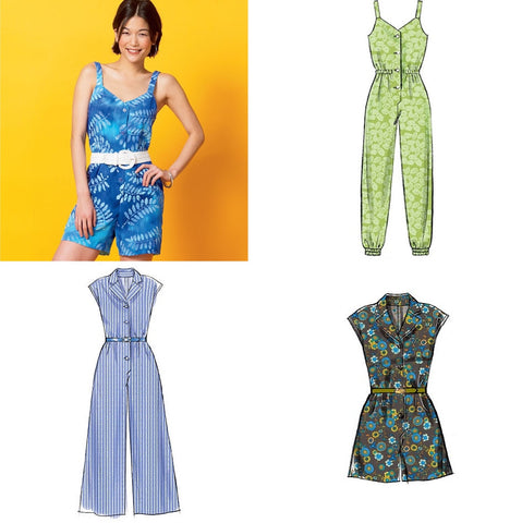McCall's 6969 Jumpsuits and Rompers