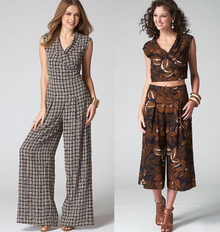 McCall's 7133 Top, Trousers and Jumpsuit