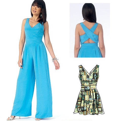 McCall's 7167 Jumpsuit and Romper