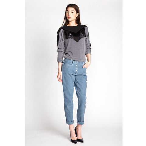 Named Wyome Boyfriend Jeans