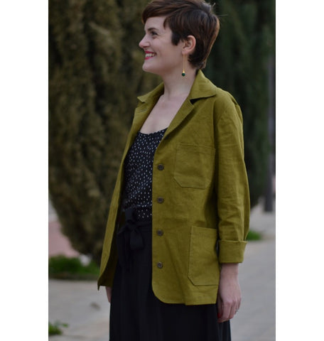 Pauline Alice Tello Jacket