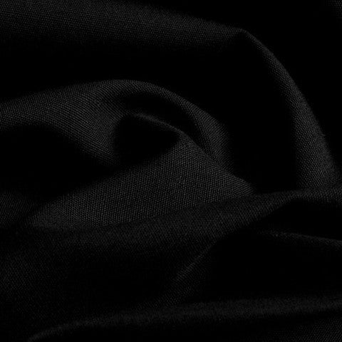 Sample of Madeleine Black Poplin
