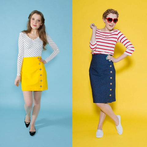 Tilly and the Buttons Arielle Skirt