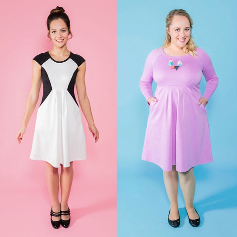 Tilly and the Buttons Zadie Dress