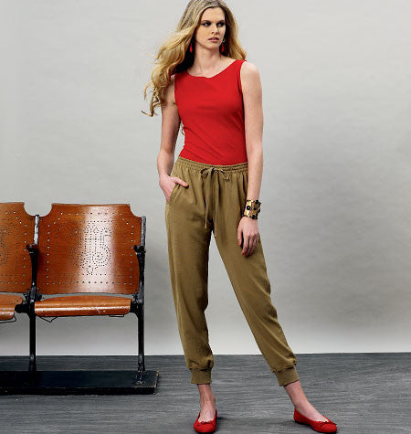 Vogue 8909 Trousers