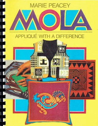 MOLA Appliqué with a Difference