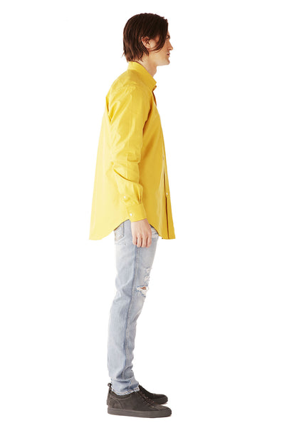 CASUAL SHIRT HBD ULTRA SOFT OXFORD YELLOW