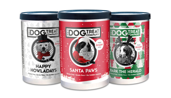 Copy of Christmas Trio of Tins: PERSONALISED