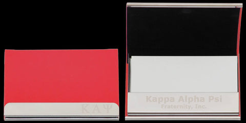 Kappa Curved Business Card Case